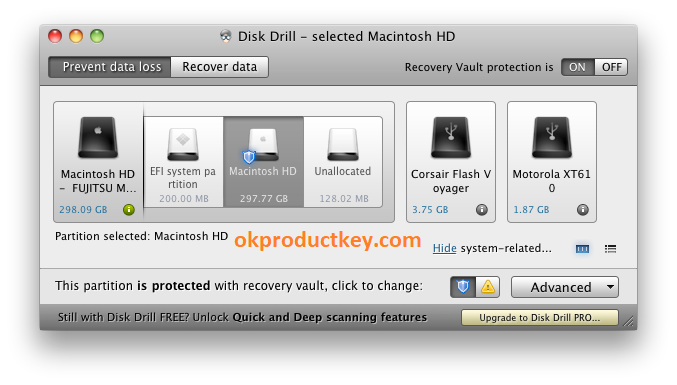Disk Drill Pro Crack Activation Code + Free Download