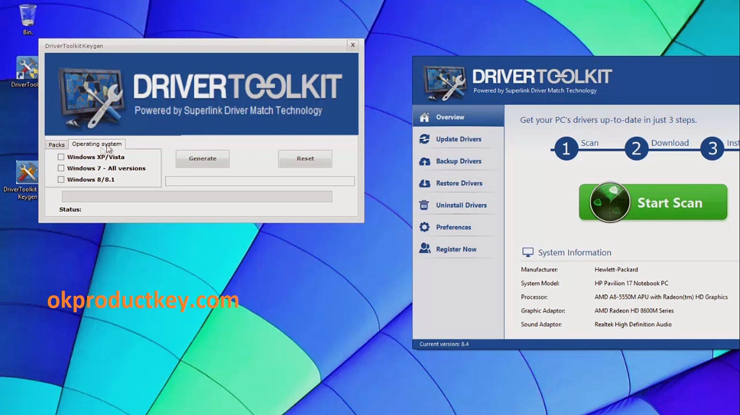 Driver Toolkit Crack 8.9+ Activation Key Download { Latest }