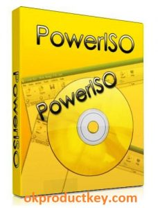 PowerISO 7.5 Crack + Keygen Free Full Download 2019 (Latest)