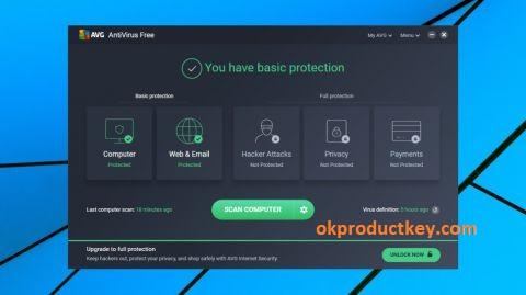 AVG Antivirus 2020 Crack + Keys Free Download {Latest}