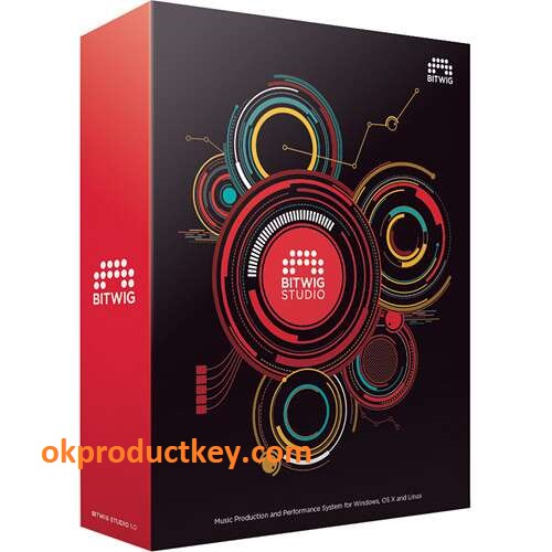 Bitwig Studio 3.1.3 Crack + License Key Free Download { Latest }