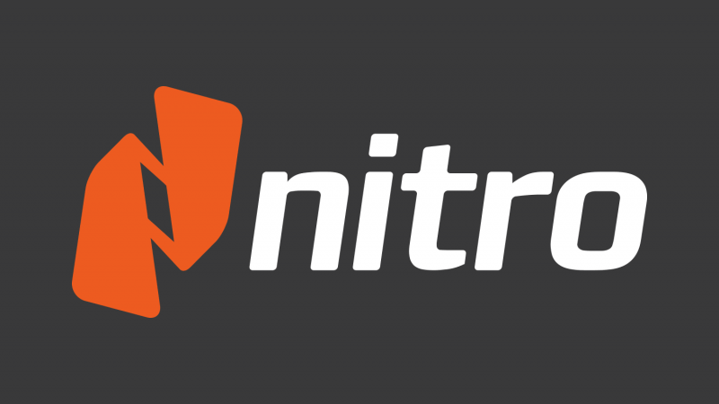 Nitro Pro 13.9.1.155 Crack + Keygen Full Version Download