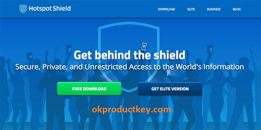 Hotspot Shield Elite 8 Crack + Keygen Download { 2019 Latest}