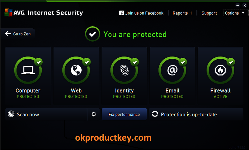 AVG Internet Security 19.8.3108 Crack + Product Key Free Download