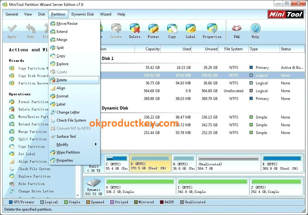 MiniTool Partition Wizard 11 4 Crack + key Full Free