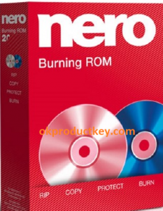 Nero Burning ROM 2020 Crack + Keygen Download Latest