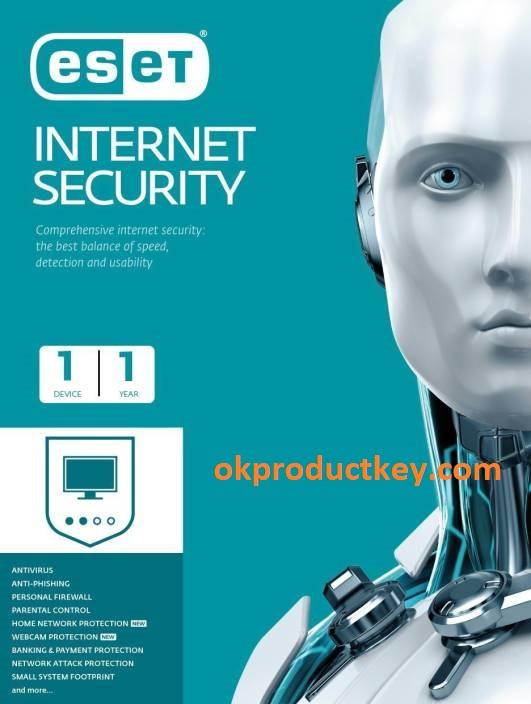 ESET Internet Security 13.1.21.0 License Key + Crack Full Download