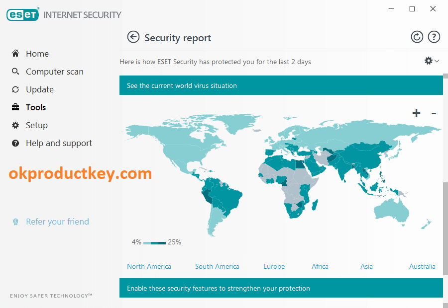 ESET Internet Security 13.0.22.0 License Key + Crack Full Download