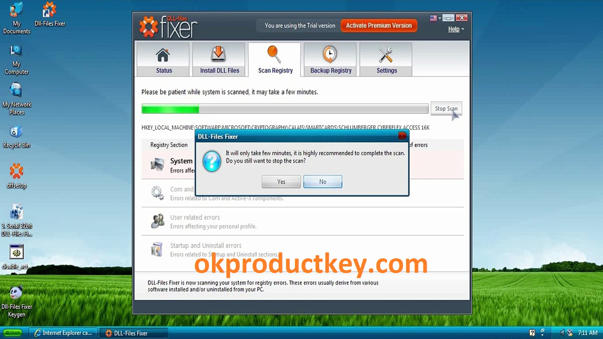 DLL Files Fixer Crack [v3.3.92] + Key Full Version 2019 Advance