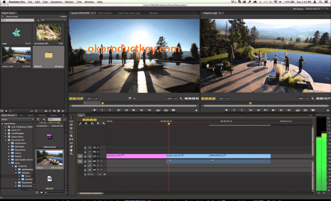 Adobe Premiere Pro CC 2019 13.1.3 Crack With Key + Serial Number Download { Latest }