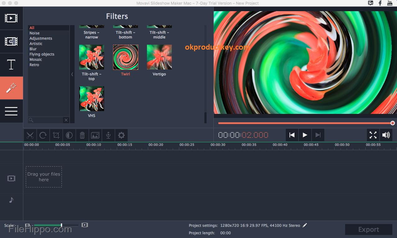 Movavi Slideshow Maker 5 4 0 Crack + Activation Key Full