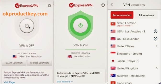 Express VPN 2019 Crack With Key + Activation Code Full Version Download { Advance }