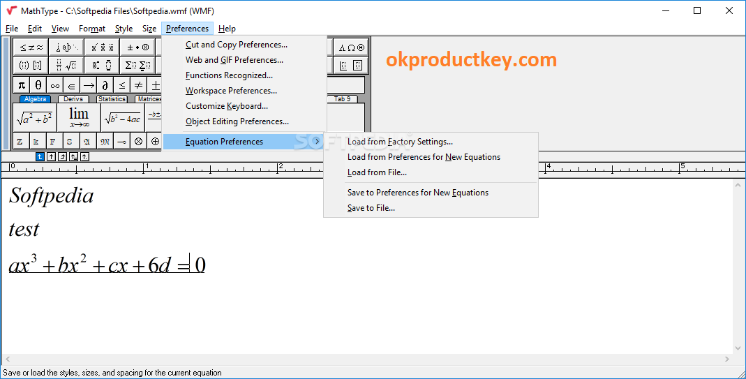 MathType 7.4.3 Crack + Product key Full Free Download {2020}