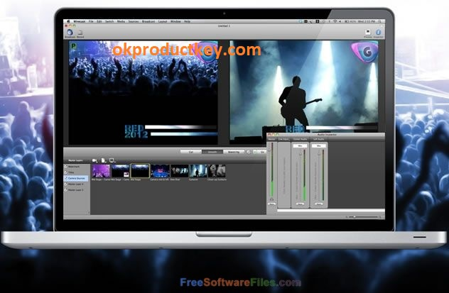 Wirecast Pro 13.1.1 Crack + Activation Key Free Download 2020