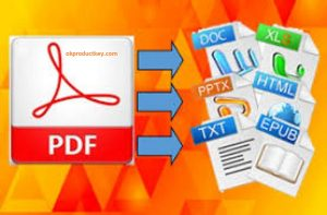 Any PDF to DWG Converter 2020