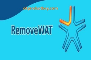 RemoveWAT 2.2.9 Crack + Activation Key Download 2021