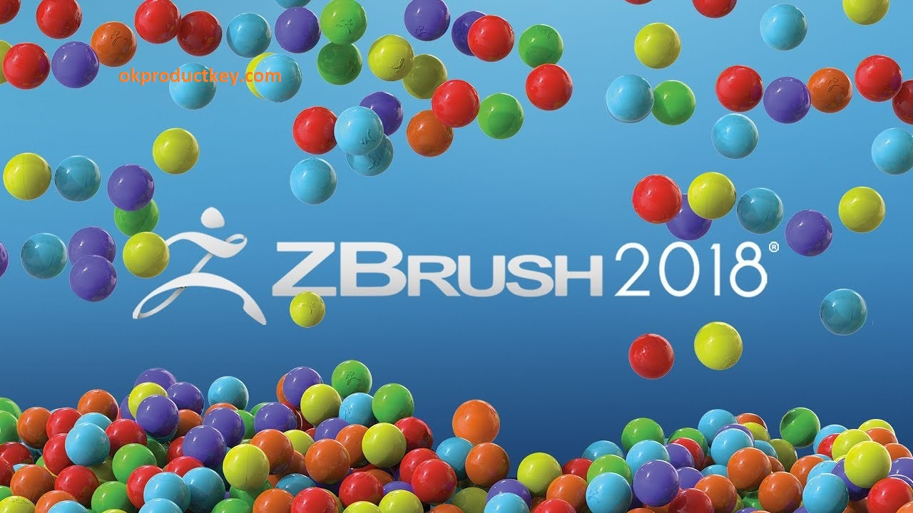 ZBrush 2018 Crack + 4R8 Full Version Torrent Free Download { Latest }