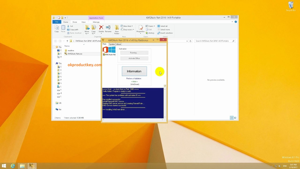 Windows 8.1 Activator Free Download By Kmspico { Latest }
