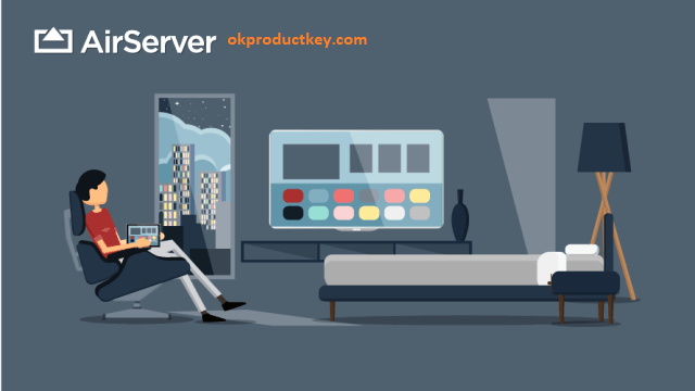 AirServer 7.2 Crack Activation Code + Keys {Mac/Windows} Latest