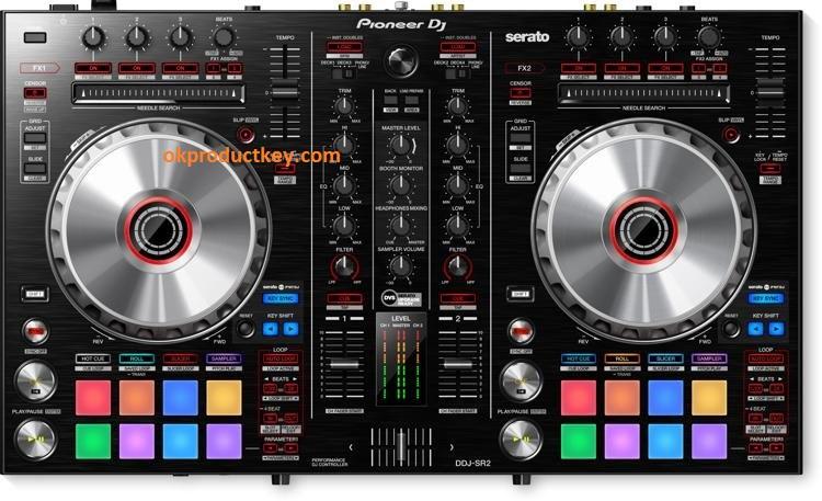 Serato DJ Pro 2.2.2 Crack + Activation Key Free Download { Latest }