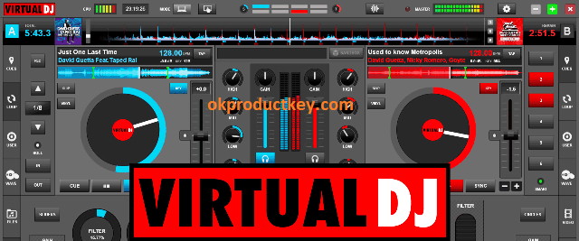 Virtual DJ Pro 2021 Crack + Serial Number Full Version Download