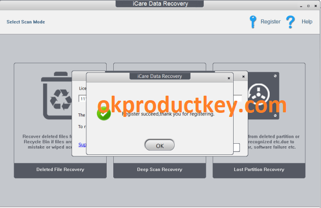iCare Data Recovery Pro 8.2.0.4 Crack With License Code Full Version Download 2019