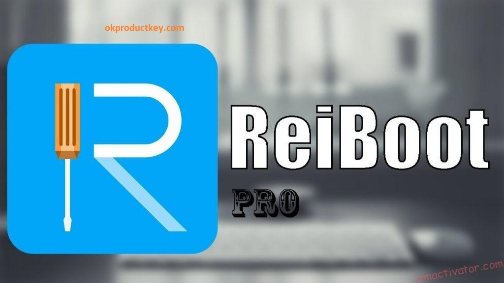 ReiBoot Pro 7.2.9.4 Crack With Registration Code Full Version Download 2019