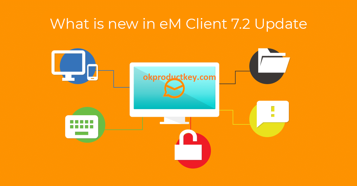 eM Client 7.2.36908.0 Crack + Activation key Free Download Full Working