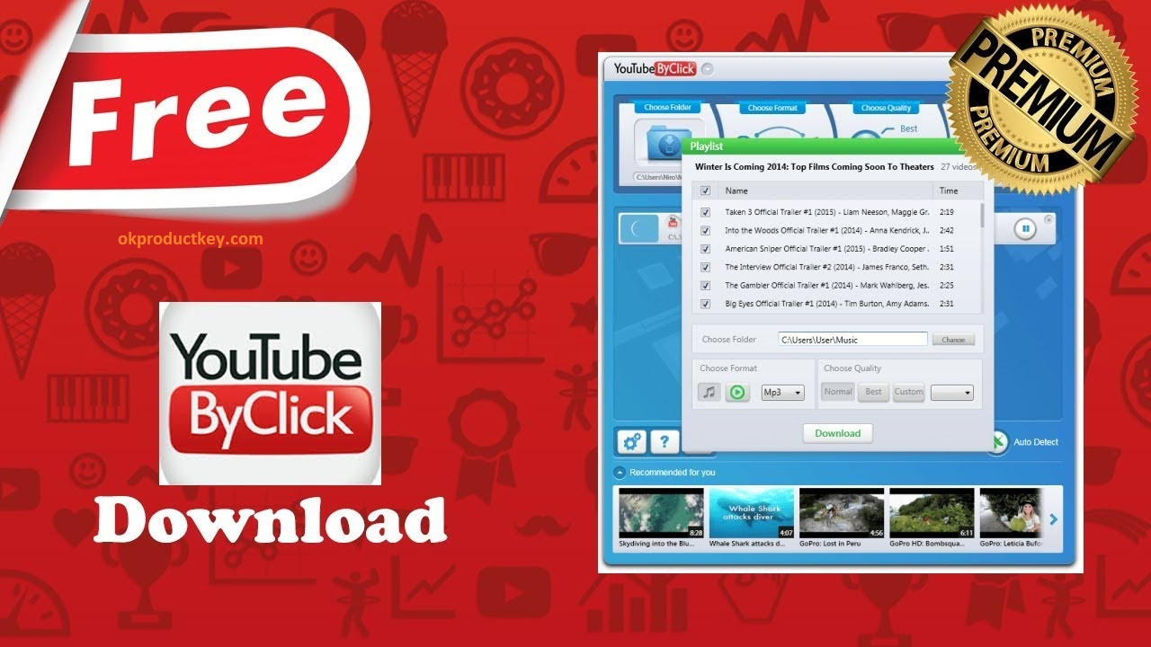 YouTube By Click 2.2.123 Crack + Activation Code Download {Latest}