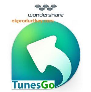 Wondershare TunesGo 9.8.3 Crack + Registration Code Free Download