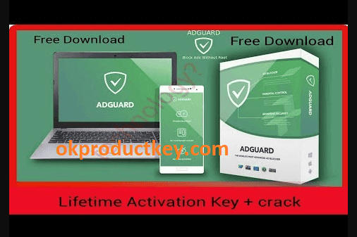 Adguard Premium 7.5.3371.0 Crack + License Key Free Download {Latest}