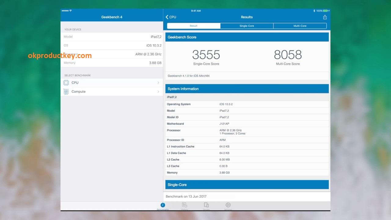 Geekbench pro 5.0.3 With Full Crack + Free Download { Latest }