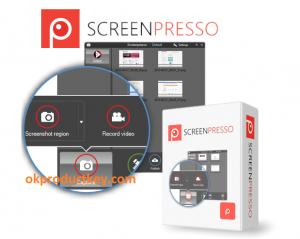Screenpresso Pro 1.7.12.0 Crack + Activation Key Free Download { Latest }