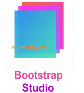 Bootstrap Studio 4.5.8 Crack + License Key Free Download Update