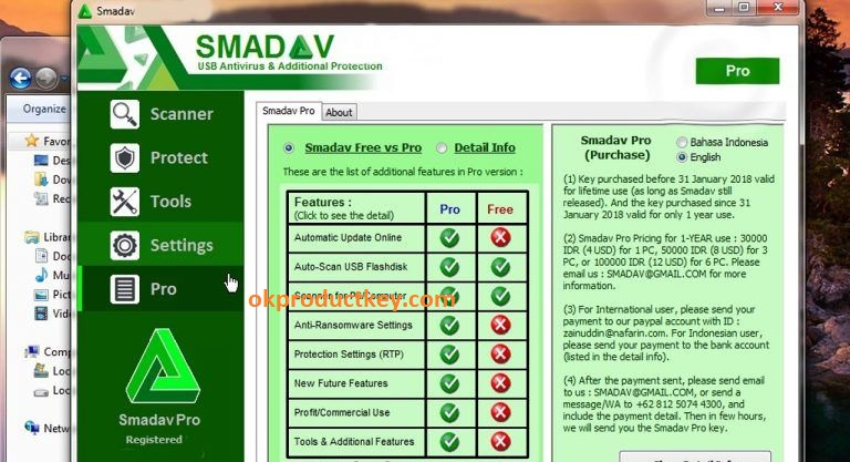 Smadav Rev 13.2 Crack Pro + Serial Key Free Download