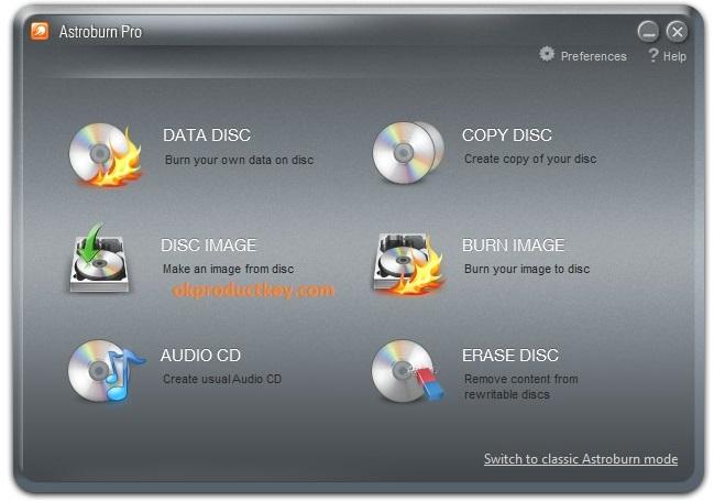 Astroburn Pro 4.0.0.0234 Crack + Free Download { Latest }