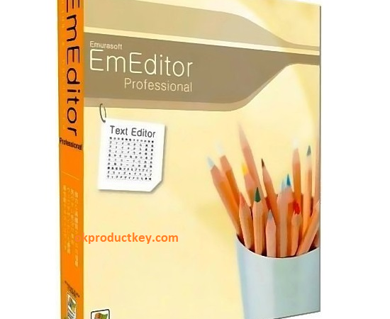 Emurasoft EmEditor Professional 19.5.0 Crack + License Key Download { Latest }