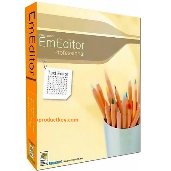 Emurasoft EmEditor Pro 19.3.2 Crack + License Key Download { Latest }