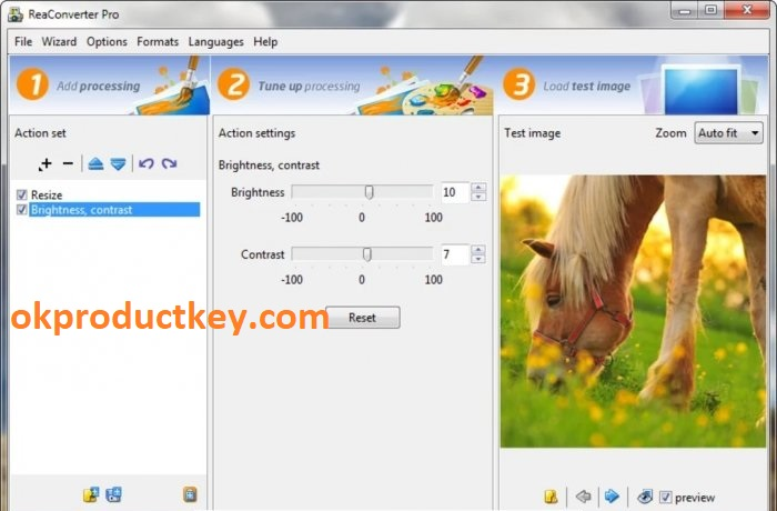 ReaConverter Pro 7.546 Crack With Activation Key Free Download