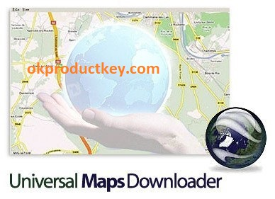 Universal Maps Downloader 9.957 Crack + Keygen Free Download { Latest }
