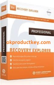 Recovery Explorer Professional 8.3 Crack + Key Free Download