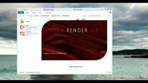 Thea Render 2.2.9 Crack + Torrent For SketchUp Download