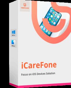 Tenorshare iCareFone 7.6.3.1 Full Version Download Crack[2021]